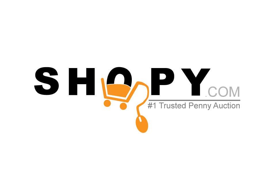 Bài tham dự cuộc thi #89 cho Logo Design for Shopy.com