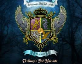 #9 untuk A novelty Harry Potter themed logo/stencil oleh surajitmohapatra