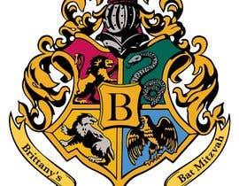 #5 untuk A novelty Harry Potter themed logo/stencil oleh LibbyDriscoll
