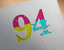 #7 for Create a stunning logo using the number 94 by shakilpathan7111