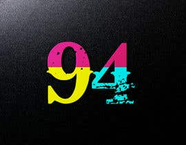 #8 for Create a stunning logo using the number 94 by shakilpathan7111
