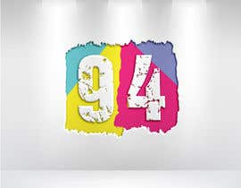 #14 for Create a stunning logo using the number 94 by shakilhossain533