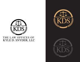 #44 for Law Firm Logo by NeriDesign