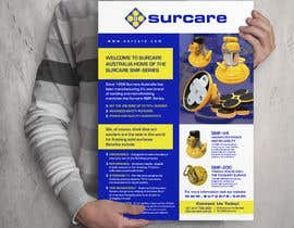 #74 for Design advertising flyer for industrial sander by prominhaj