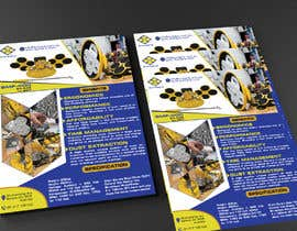 #163 cho Design advertising flyer for industrial sander bởi MrNobody786