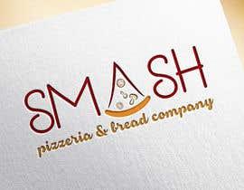 #94 for Smash Pizzeria & Bread Company Logo by pgaak2