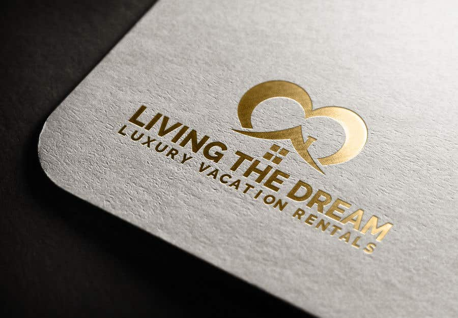 Konkurrenceindlæg #329 for Design a logo for luxury vacation rentals. Company name: Living The Dream