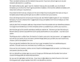 toufikbipul tarafından Write Professional Article on WordPress Topic için no 3