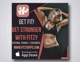 nº 22 pour Banners for Mobile Fitness App par tanbir220