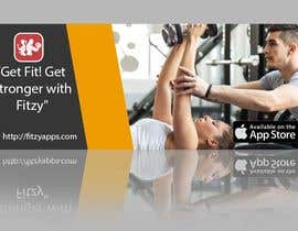 #25 для Banners for Mobile Fitness App от ShoyebRubel