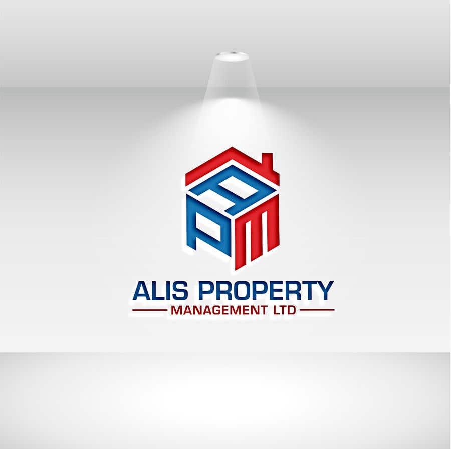 Penyertaan Peraduan #30 untuk Property Management Logo