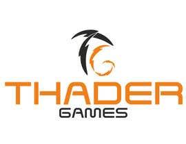 nº 41 pour Diseñar un logotipo for THADER GAMES par harleybryant