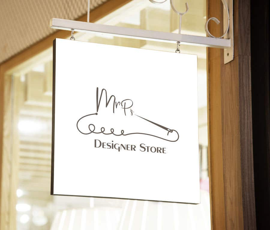 Proposition n°10 du concours Logo required for designer store