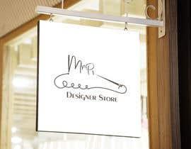 nº 10 pour Logo required for designer store par samara2002