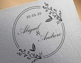 Nro 30 kilpailuun Wedding logo/monogram käyttäjältä amnaazhar265