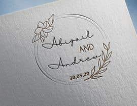 Nro 149 kilpailuun Wedding logo/monogram käyttäjältä HuzairAbdullah