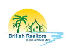 nº 12 pour Logo Design for British Realtors, relocating people UK to Forida par nazim112