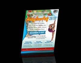 #4 para Holiday Dance Party Flier por pkdnraj