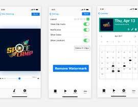 nº 24 pour Redesign an app logo and User Interface par mursman