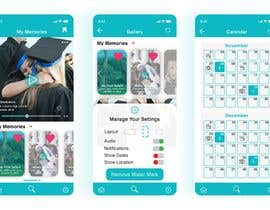 nº 14 pour Redesign an app logo and User Interface par johannes18