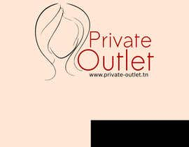 #28 untuk Logo Design for www.private-outlet.tn oleh HamDES