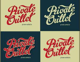 #11 para Logo Design for www.private-outlet.tn por roman230005