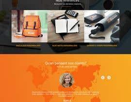 #80 for E-commerce homepage webdesign by Rashedmallick