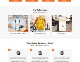 #32 for E-commerce homepage webdesign by shakilaiub10