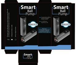 #5 pentru Design a gift box/package box for a electrical smart ball pump de către saminaakter20209