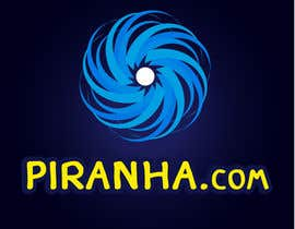#45 for Logo Design for Pirranha.com by eak108