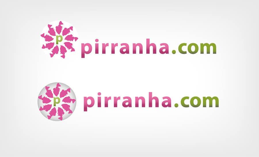 Penyertaan Peraduan #33 untuk Logo Design for Pirranha.com