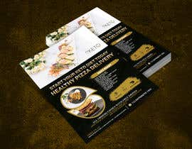 #49 for create postcard flyer for new restaurant by Zamanbab