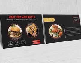 #75 pentru create postcard flyer for new restaurant de către EliousAhmmed19
