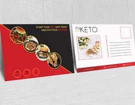 Nro 78 kilpailuun create postcard flyer for new restaurant käyttäjältä EliousAhmmed19