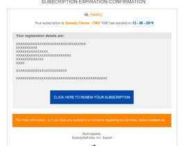 #3 for Email Template by willxbo