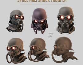 "#16 para AAA Game ""Space Nazi"" Character Design por ejviper"