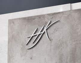 #39 for Make a 3D looking logo of HjK by Khairul02