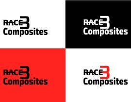 #32 for New Logo for 3 Race Composites by indieHand