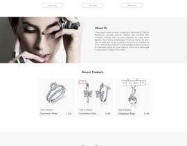 Nro 63 kilpailuun Homepage Design for e-commerce platform käyttäjältä leandeganos
