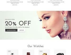#48 for Homepage Design for e-commerce platform by nizagen