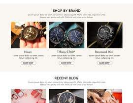#46 cho Homepage Design for e-commerce platform bởi WebCraft111