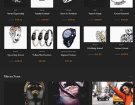 #42 cho Homepage Design for e-commerce platform bởi MorahFred