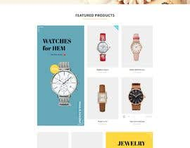 tajenul님에 의한 Homepage Design for e-commerce platform을(를) 위한 #20