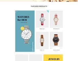 #20 cho Homepage Design for e-commerce platform bởi tajenul