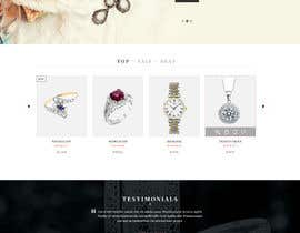 #30 cho Homepage Design for e-commerce platform bởi tajenul