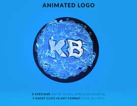 #119 for Animated Logo af mirandalengo