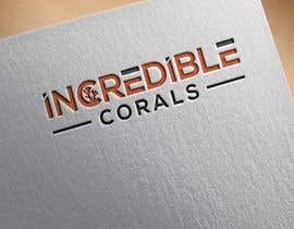 #108 for Logo design for a new and innovative coral retail business called Incredible Corals by shakilpathan7111
