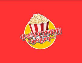 #92 for LOGO Design - Popcorn Company by Noyen019