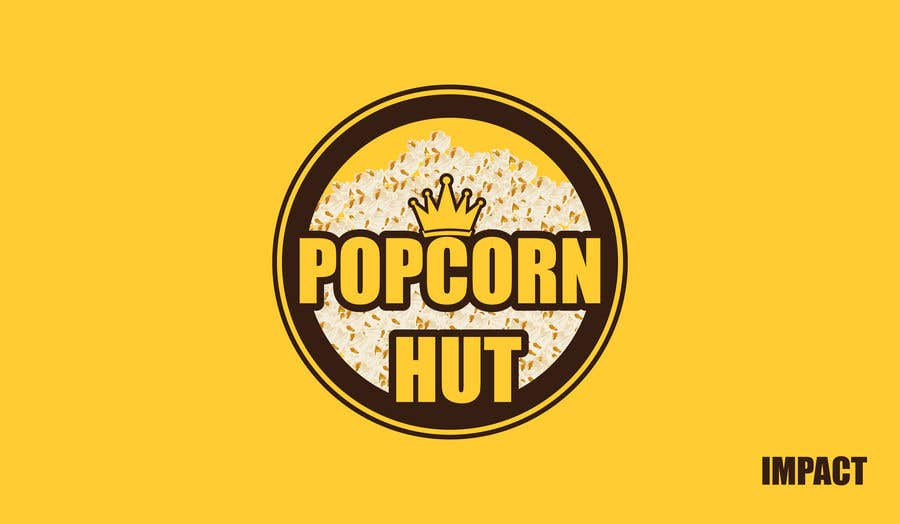Contest Entry #114 for LOGO Design - Popcorn Company