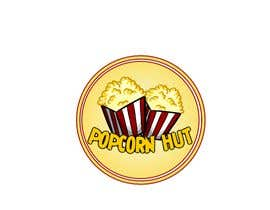 #4 for LOGO Design - Popcorn Company by Azreen002